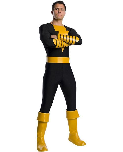 BuySeasons Men's Shazam! Black Adam Deluxe Adult Costume