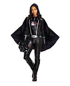 Women's Star Wars Deluxe Female Darth Vader Adult Costume