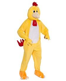 BuySeasons Chicken Mascot Adult Costume