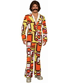 BuySeasons Men's Leisure Suit Adult Costume