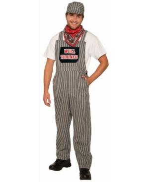 Men's Engineer Adult Costume