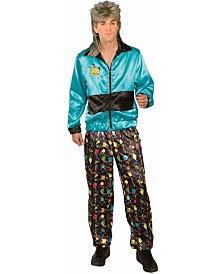 BuySeasons Men's Track Suit Male Adult Costume