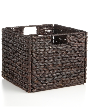 Household Essentials Storage Bin Banana Leaf