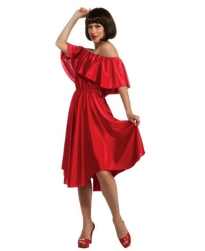 Women's Saturday Night Fever Red Dress