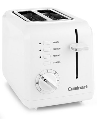 Cuisinart Cpt 122 Toaster 2 Slice Compact Electrics