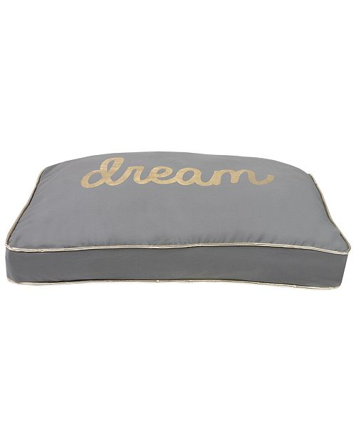 Precious Tails Orthopedic Memory Foam Canvas Dream Pillow Pet Bed