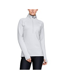 Under Armour Women's ColdGear Armour Half Zip