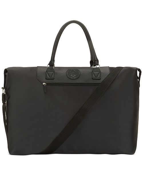 Vince Camuto Receive a Complimentary Duffel Bag with any large spray purchase from the Vince Camuto Men's fragrance collection