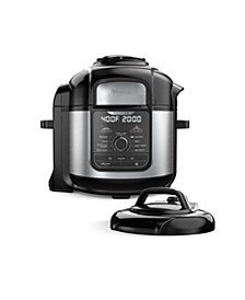 FD401 Foodi 8-Qt. 9-in-1 Deluxe XL Pressure Cooker & Air Fryer