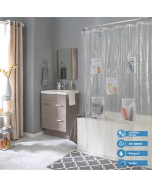 Bath Bliss Heavyweight Peva Shower Liner Bedding