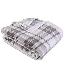 CLOSEOUT! Classic Velvety Plush Blankets