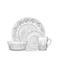 Dublin 16 Piece Dinnerware Set
