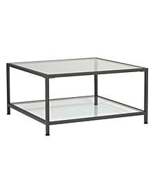 Camber Modern Square Coffee Table
