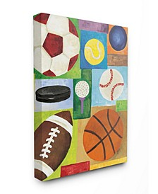 The Kids Room Multi-Sport Art Collection