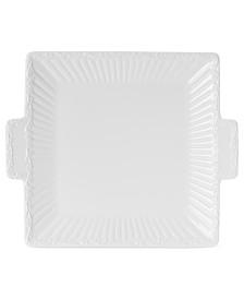 Mikasa Dinnerware, Italian Countryside Square Dessert Tray