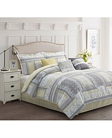 Stefan 7-Piece Comforter Set - Queen