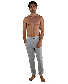 Jersey Knit Jogger Pant with Draw String