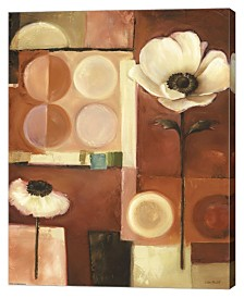 "Metaverse 60's Bloom 3 by Lisa Audit Canvas Art, 22"" x 28"""