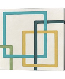 "Infinite Loop III by June Erica Vess Canvas Art, 24"" x 24"""