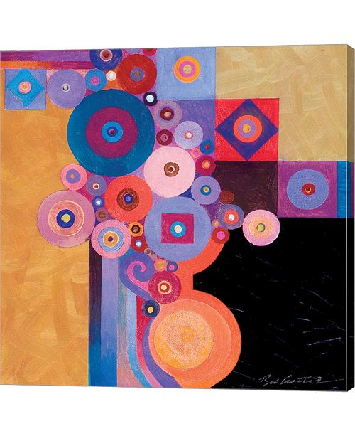 """Metaverse Pyth 2 by Bob Coonts Canvas Art, 28"""" x 28"""""""