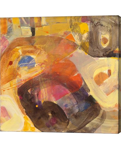 "Metaverse All Shook Up II by Albena Hristova Canvas Art, 28"" x 28"""