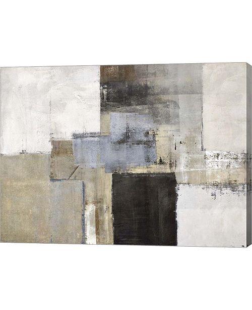 "Metaverse Mood by Ruggero Falcone Canvas Art, 26.5"" x 20"""