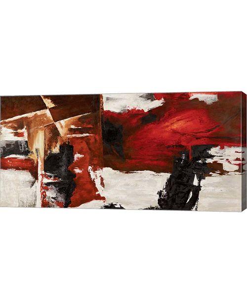 "Metaverse Eclipse by Jim Stone Canvas Art, 32"" x 16"""