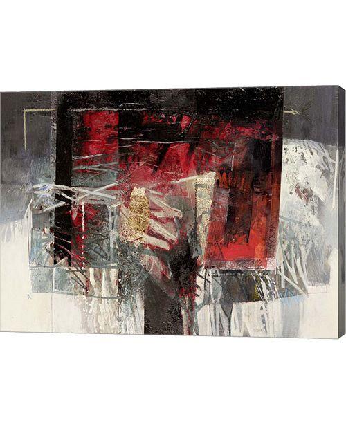 """Metaverse Di Vino E Sole by Giuliano Censini Canvas Art, 26.5"""" x 20"""""""