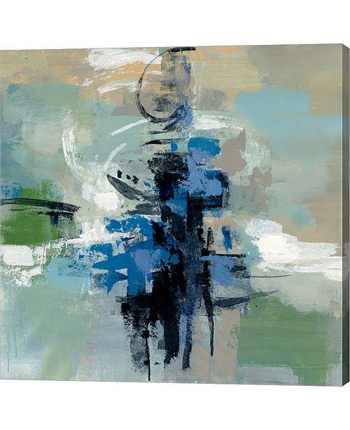 "Metaverse Vista Point II by Silvia Vassileva Canvas Art, 24"" x 24"""