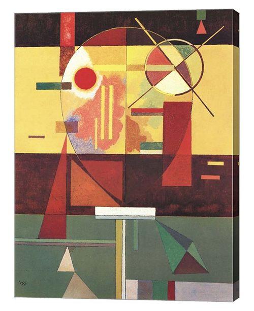 "Metaverse Zersetzte Spannung by Wassily Kandinsky Canvas Art, 27"" x 36"""
