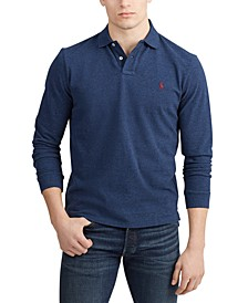 Men's Big & Tall Classic Fit Mesh Cotton Polo