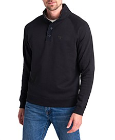 Men's Southwold Half-Snap Sweatshirt, Created for Macy's