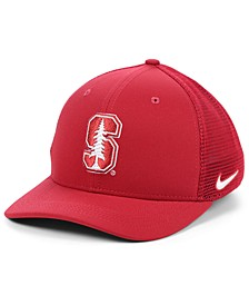 Stanford Cardinal Aerobill Mesh Stretch Fitted Cap
