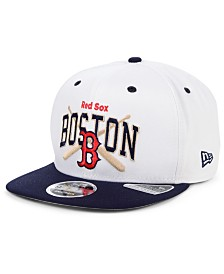 New Era Boston Red Sox Retro Bats 9FIFTY Cap