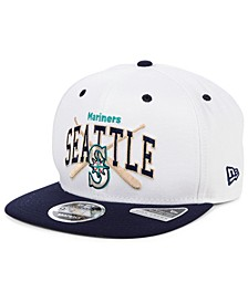 Seattle Mariners Retro Bats 9FIFTY Cap