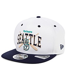 New Era Seattle Mariners Retro Bats 9FIFTY Cap