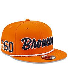 New Era Denver Broncos On-Field Sideline Home 9FIFTY Cap