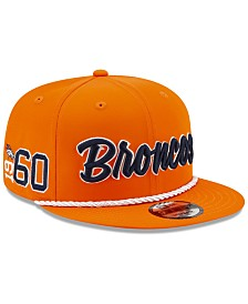 New Era Denver Broncos On-Field Sideline Home 9FIFTY Cap