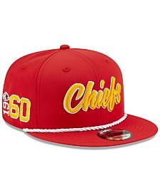 New Era Kansas City Chiefs On-Field Sideline Home 9FIFTY Cap