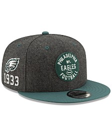 New Era Philadelphia Eagles On-Field Sideline Home 9FIFTY Cap