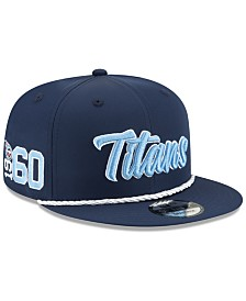 New Era Tennessee Titans On-Field Sideline Home 9FIFTY Cap