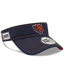 New Era Chicago Bears 2019 On-Field Sideline Visor