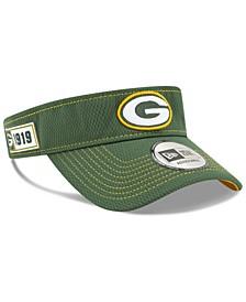 Green Bay Packers 2019 On-Field Sideline Visor