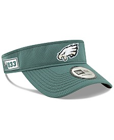New Era Philadelphia Eagles 2019 On-Field Sideline Visor