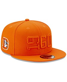 New Era Denver Broncos On-Field Alt Collection 9FIFTY Snapback Cap