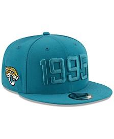 New Era Jacksonville Jaguars On-Field Alt Collection 9FIFTY Snapback Cap