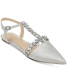 Jewel Badgley Mischka Rae Evening Shoes