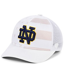 Top of the World Notre Dame Fighting Irish Sub Flag Trucker Cap
