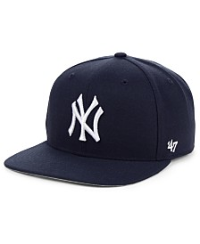 '47 Brand New York Yankees Borough Snapback Cap