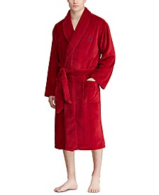 Polo Ralph Lauren Men's Microfiber Plus Bathrobe